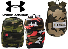 Under Armour Unisex 3 Style Camo Backpack Gym School Bag Sports Rucksack