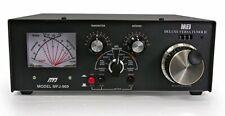 MFJ-969 - 300 Watt Roller Inductor Antenna Tuner w/ Built-in 4:1