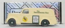 Durham 1/43 Scale DUR 15 - 1939 Ford Panel Delivery Van The Sacremento Bee