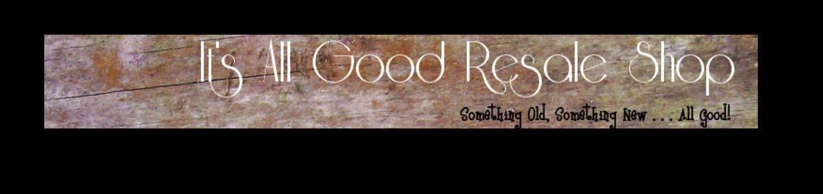 Its All Good Resale Shop