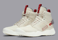JORDAN APEX-REACT MEN 10.5 & 11.0  CREAM UPPERS NEW RARE COMFORTABLE BASKETBALL