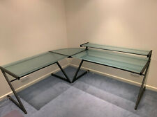 Office  / Gaming Corner Glass  Desk