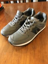 Polo Ralph Lauren Sports Slaton Shoes Size 12 Gently Used Gray