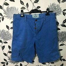 Hollister Beach Shorts Blue Size 33