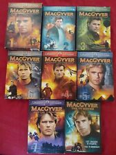 MacGyver - The Complete Series Seasons 1-7 Plus Tv Movies