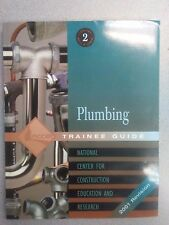 Plumbing Level 2 Trainee Guide NCCER 2001