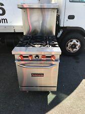 Sierra Range Sr 4 24 4 Burner With Oven
