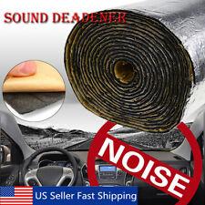 32sqft 118''x 39'' Sound Deadener Car Heat Shield Insulation Mat Material Silver