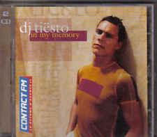 DJ Tiesto-In My Memory 2 cd Album