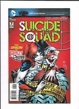 SUICIDE SQUAD #7 ==> NM- ORIGIN OF HARLEY QUINN NEW 52 DC COMICS 2012