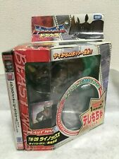 Takara Transformers Beast Wars TM-09 Rhinox with DVD Japan Authentic