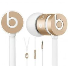 ORIGINAL MONSTER URBEATS 2 BEATS BY DR DRE IN-EAR HEADSET KOPFHÖRER GOLD