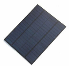 5W 18V solar panel laminate DIY solar panels polysilicon rechargeable 12V T L3Y5