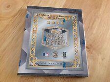 (5)   1999 Topps Stars 'N Steel Baseball Factory Sealed Packs METAL CARDS