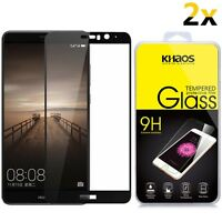 [2-Pack] KHAOS For Huawei Mate 9 HD Tempered Glass Screen Protector