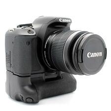 BG-E8 Battery Grip for Canon EOS Rebel T3i T4i T5i T2i - Holds 2 LP-E8 Batteries