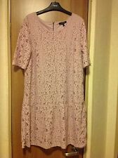 NEXT Lace Regular Size Dresses Round Neck