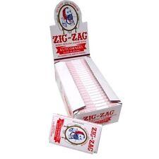 ZIG ZAG KUTCORNERSCut Corners ROLLING CIGARETTE PAPER Slow Burning 24 pks