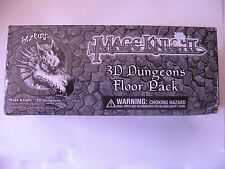 Mage Knight 3D Dungeons Floor Pack  --  SEALED  --  Original  --  Wizkids