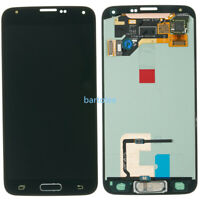 For Samsung Galaxy S5 G900 G900F Amoled LCD Display Touch screen Digitizer Black