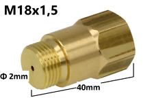 M18x1,5 EMULATORE DELLA SONDA LAMBDA CHECK ENGINE NUOVO