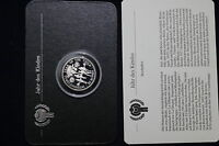 SEYCHELLES 1980 SILVER PROOF 50 RUPEES YEAR OF THE CHILD WITH COA A68 COV203