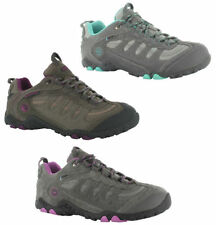 HI-TEC Flat (less than 0.5') Lace Up Boots for Women
