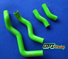 FOR Kawasaki KLX250 KLX 250 1993-2010 1994 95 96 97 silicone radiator hose kit