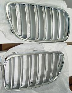 NEU OEM Original Kühlergrill vorne links BMW X3 E83 LCI Facelift 2007-2010