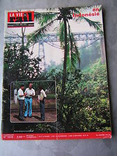 vie du rail 1977 1578 MONTREJEAU TARBES TOURNAY PT Kereta Api Indonesia Railroad
