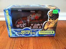 BEAST WARS BEAST MACHINES TRANSFORMERS TANKOR TANK Factory Sealed!