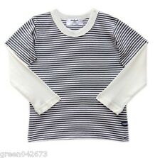 Oshkosh Striped Tees w/ extended sleeves # 3 - for 8 years old, Kids Clothes