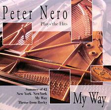 PETER NERO - My Way - CD - Import -    MINT