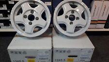 Revolution RFX Rally Race Alloy Wheel 5.5X13 ET10 4x108 Citroen Peugeot Ford x2