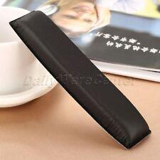 Black Soft Headband Fit Sennheiser HD201 201S 180 Headphone Easy Installation