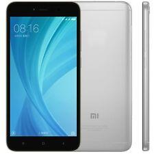 Xiaomi Redmi Note 5a gris Móvil 4G dual Sim 5.5'' IPS Hd/4core/16gb/2gb Ram/13mp