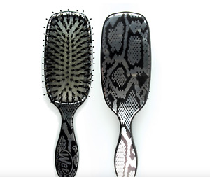 MKW Shine Enhancer - Wet Brush Pro 'Maintain' - Safari SNAKE Hairbrush
