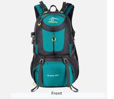 40L Hiking Backpack Water Resistant Rucksack Trekking Traveling Camping Bag