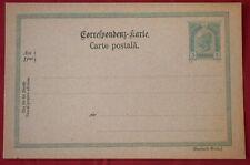 MayfairStamps Austria 1900 5 Heller Mint Postal Stationery Card Wwg6693