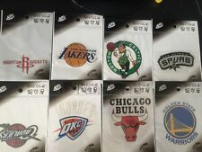 Basketball Teams T-Shirt Iron-on  DIY Accessory Patch Sticker 50pcs Toys