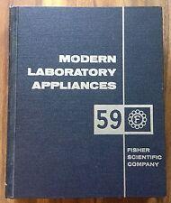 Vintage Fisher Scientific Modern Laboratory Appliances Volume 59! Rare!