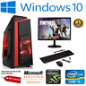 Ultra Fast Gaming PC Bundle Intel Core i5 16GB 1TB HDD Windows 10 2GB GT710
