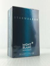 MONT BLANC STARWALKER MEN EDT SPRAY 1.7 OZ / 50 ML NEW IN SEALED BOX