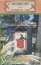 The Crow's Nest ~ Quilt Quilting Pattern ~ The Teacher's Pet # TP 5008