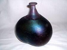 Herzförmige Flaschenvase  signiert  Artist B.Vallien Kosta Boda Nr . 48138