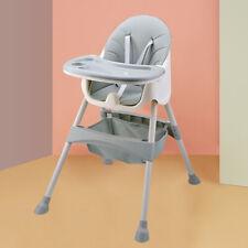 Mitwachsender Hochstuhl Kinderhochstuhl 2-in-1 Babyhochstuhl Weiche Rückenlehne