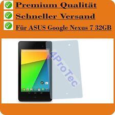 2x Asus Google Nexus 7 3g test vittorie PELLICOLA PROTETTIVA PROTEZIONE DISPLAY PROTEGGI SCHERMO