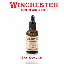 Beard Oil - 'The Outlaw' - By Winchester Grooming Co. Great gift !