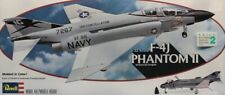Revell 1:32 F-4 J F-4J Phantom II Plastic Aircraft Model Kit #4706