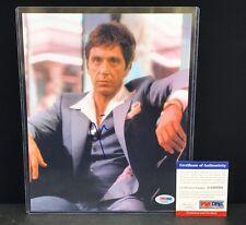 Al Pacino Signed 8x10 Color Photo Autograph Signature PSA DNA COA